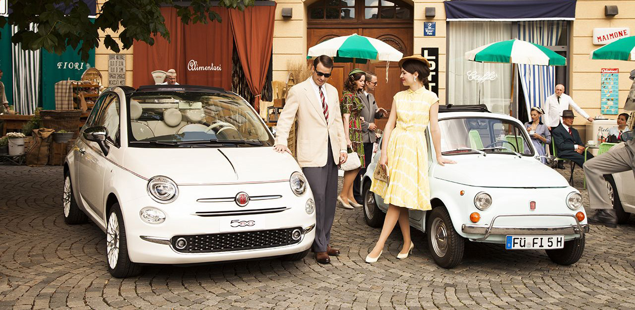 Fiat brand advertising wins awards at the Grand Prix