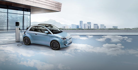 Just Launched: The 500e will electrify your lifestyle!